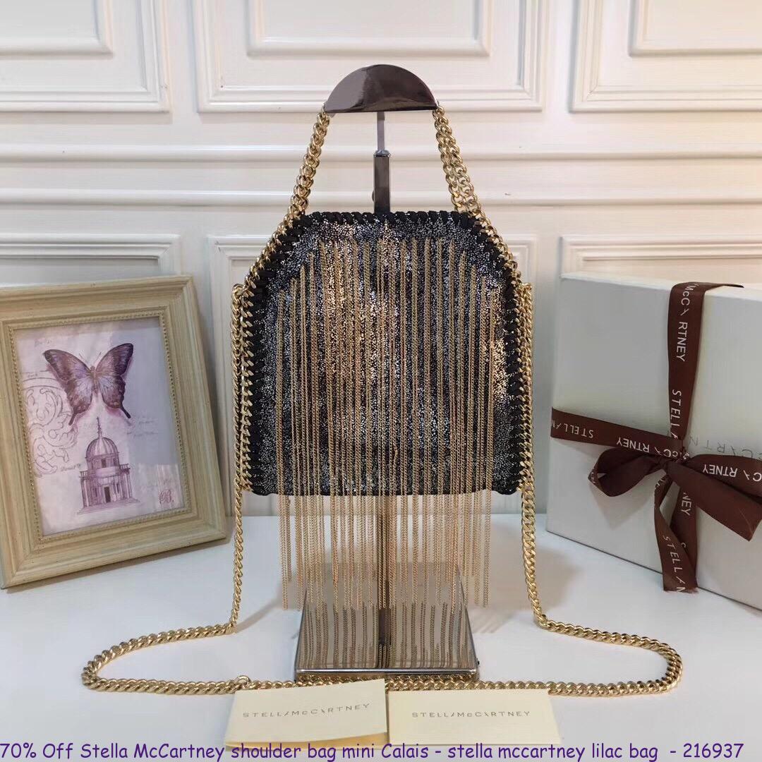 70% Off Stella McCartney shoulder bag mini Calais – stella mccartney ... 02bb8e6c9888a