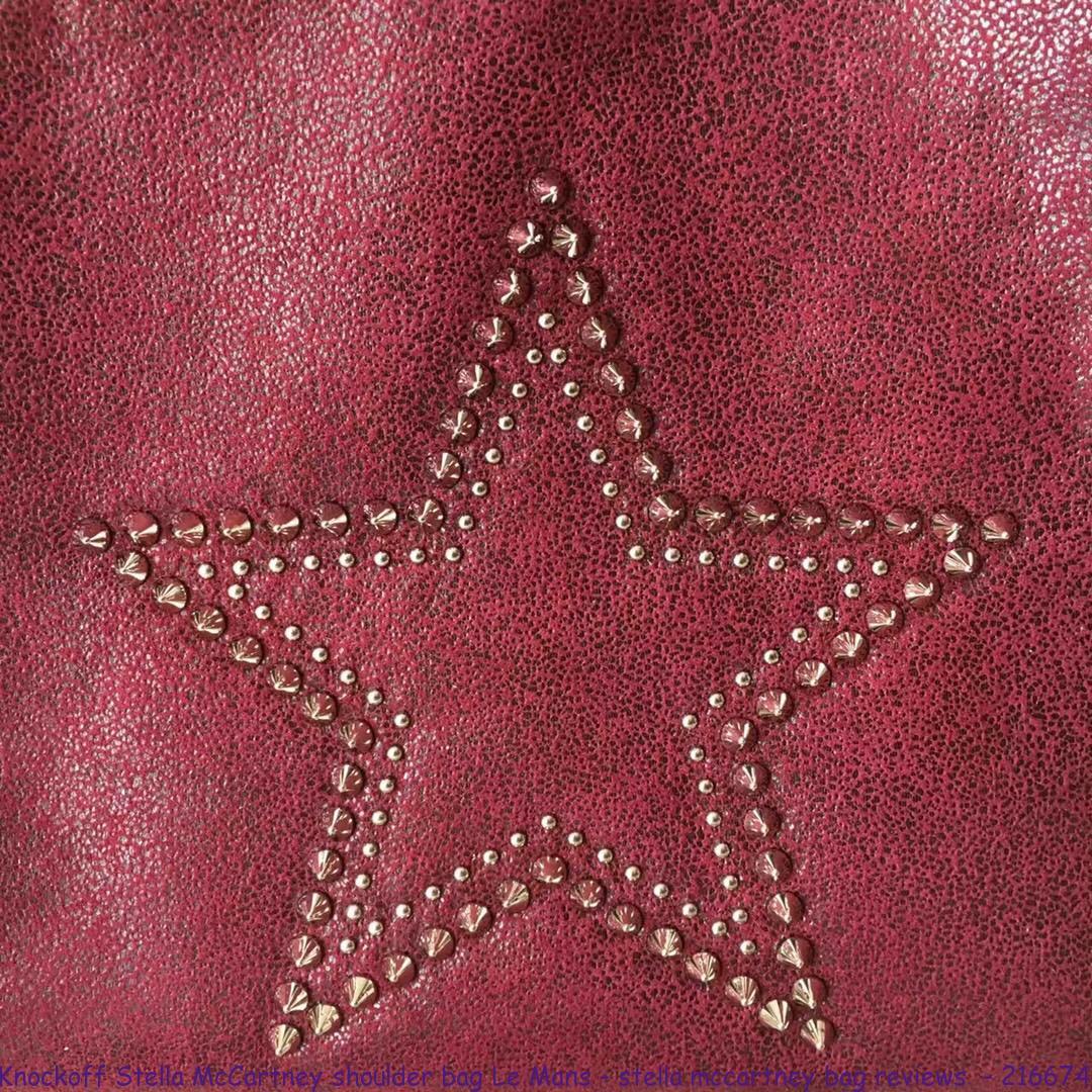 Knockoff Stella McCartney shoulder bag Le Mans – stella mccartney bag  reviews – 216674 c7a4826754b08