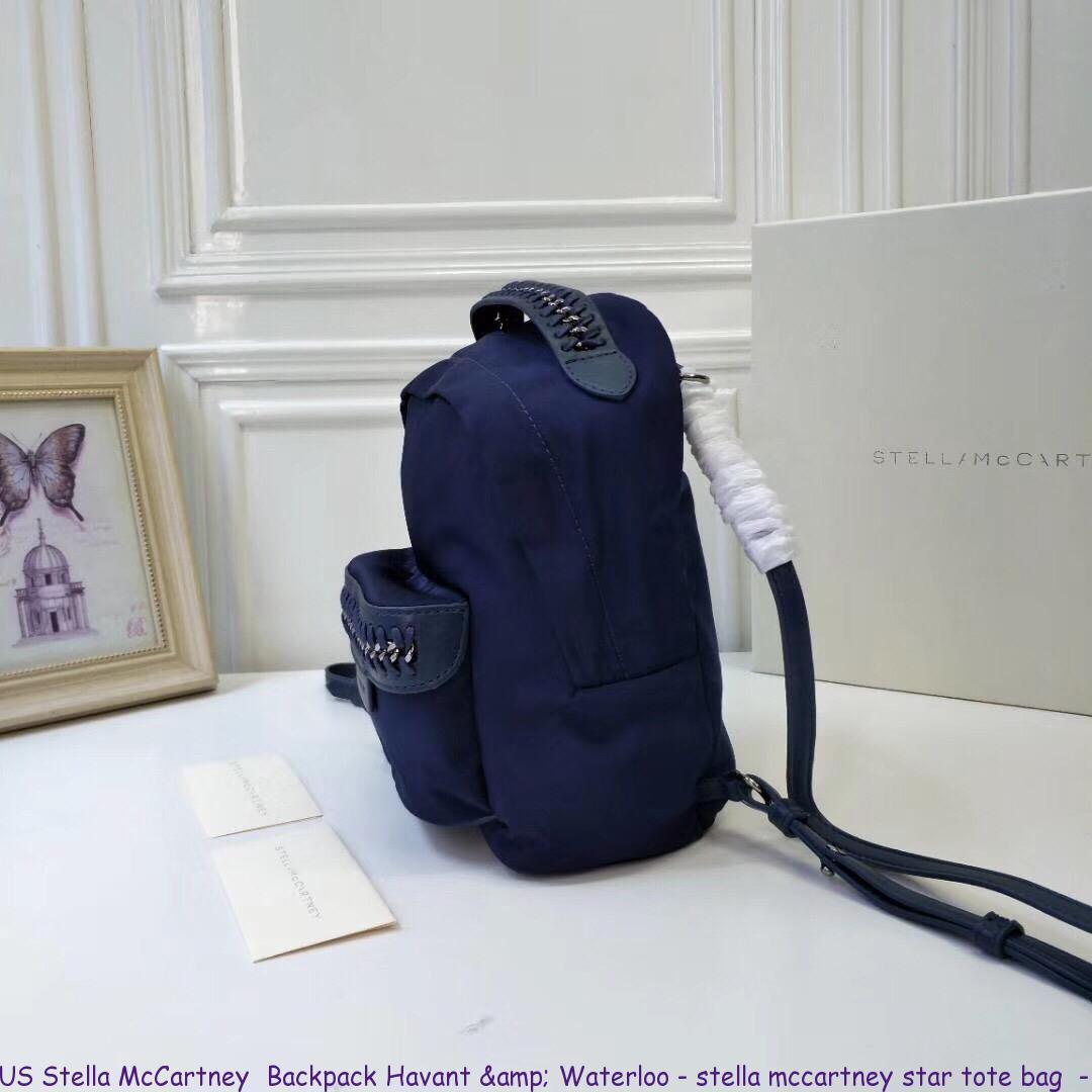 US Stella McCartney Backpack Havant   Waterloo – stella mccartney ... a0a459a6cdf4e